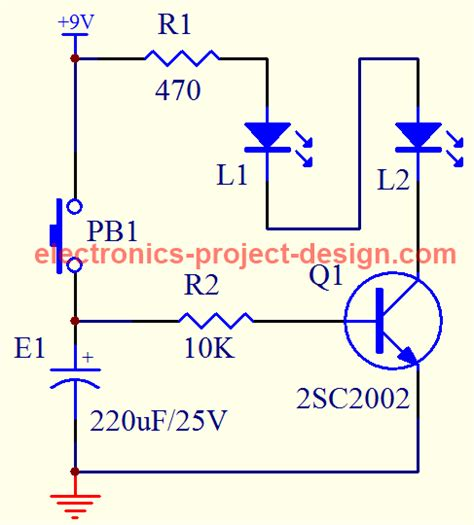 Electronics Project Design Blog