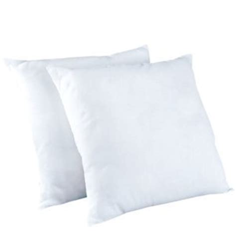 white kitchen set furniture 20 quot x 20 quot cushion inner pads 50cm x 50cm set of 6