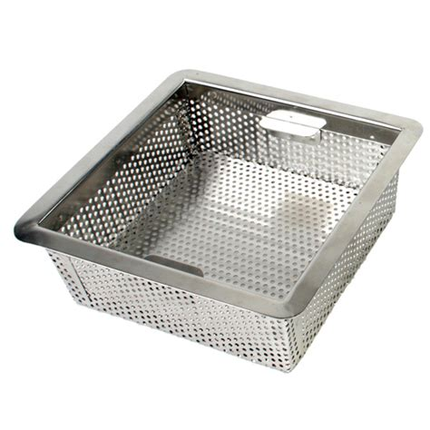 Commercial Dish Sink Strainer by Thunder Slfds385 Stainless Steel Floor Drain