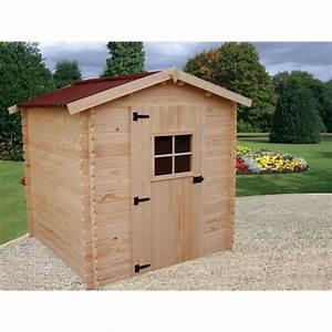 Toiture Abri De Jardin Castorama : abri de jardin 4 08m en bois massif toiture en plaques ~ Farleysfitness.com Idées de Décoration