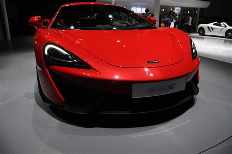 Gambar Mobil Mclaren 540c by Mclaren 540c Coupe Is Unveiled In Shanghai As The Second
