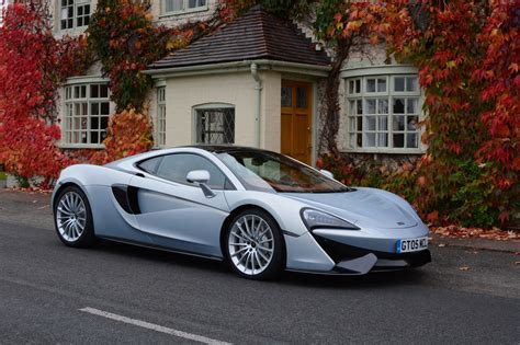 Mclaren 570gt Photo by Mclaren 570gt Coupe 2016 Photos Parkers