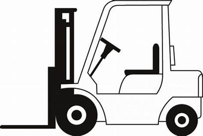 Forklift Clipart Fork Clip Rental Lift Forklifter