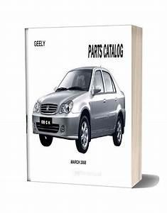 Geely Ck 2008 03 Catalogue Parts