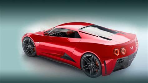 2017 Chevrolet Corvette Zr1 C8 Release, Specs And Price