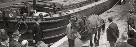 Boat Transport Preston by History Bridgewater Canal