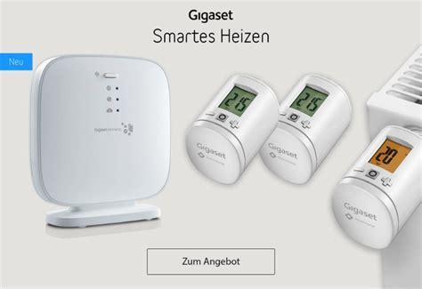 Smart Home Gigaset by Neu Bei Tink Tink
