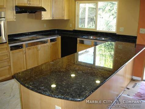 volga blue granite kitchen countertops bay area california