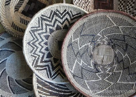 This would be a beautiful gift for a new house or any everyday. Home African Basket Wall Decor