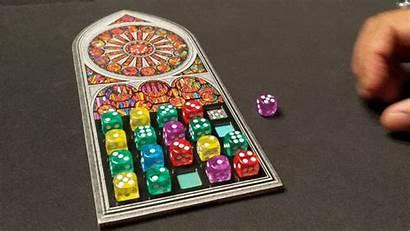 Games Sagrada Tabletop Play Puzzle National Nine