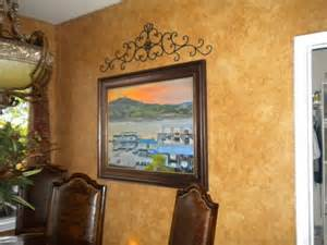 Tuscan Faux Painting Techniques for Walls