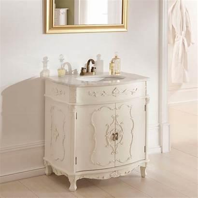 Vanity French Bathroom Antique Unit Furniture 2000