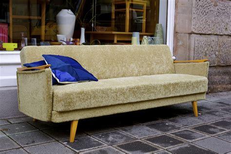 50er Jahre Sofa by Schlafsofa Aus Den 50er Jahren Raumwunder Vintage