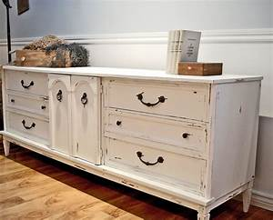 Console Salle De Bain : meuble de t l vision cr me buffet console m dia ~ Preciouscoupons.com Idées de Décoration