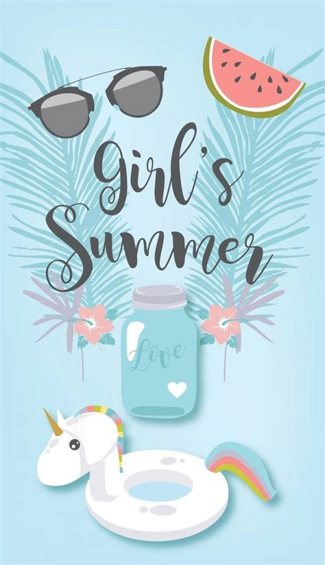Desktop Summer Girly Wallpapers by Summer Wallpapers 55 Images