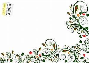 Simple Side Border Designs - Cliparts.co | Flower Designs ...