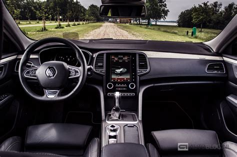 nissan jeep renault talisman estate rijtest en video autoblog nl