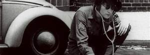 Facebook Cover Photos - John Lennon Facebook Covers