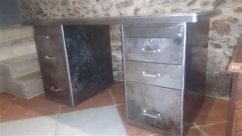 bureau industriel vintage bureau industriel vintage annee 50 meubles par audrey84150