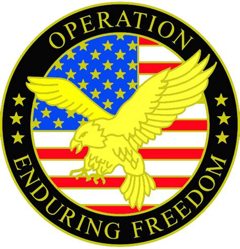 navy insignia operation enduring freedom pin operation iraqi and