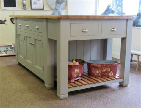 ex display kitchen islands ex display murdoch troon freestanding painted pine kitchen