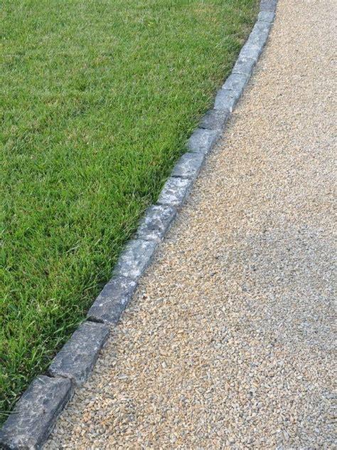 driveway borders edging for gravel driveway modern classics pinterest