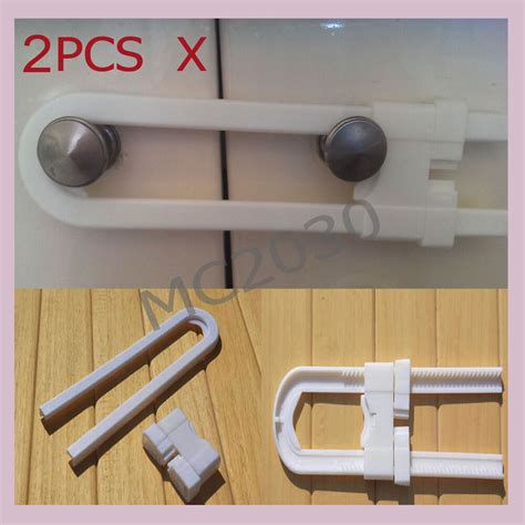 Safety Cupboard by Oz Stocks 2pcs Baby Cabinet Cupboard Locks Door Safety