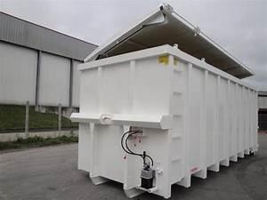 Ouverture De Toit : caissons et bennes amovibles avec toit hydraulique ~ Melissatoandfro.com Idées de Décoration