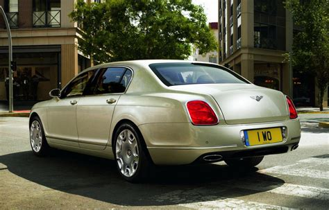 Bentley Flying Spur Picture by 2008 Bentley Continental Flying Spur Pictures Cargurus