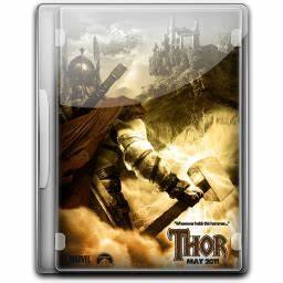 Thor v5 Icon - English Movie Icons 2 - SoftIcons.com