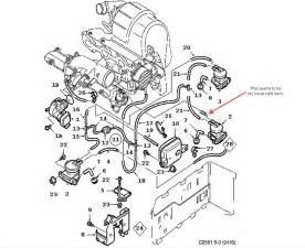similiar saab engine schematics keywords 2004 saab 2 0 turbo engine diagram car tuning