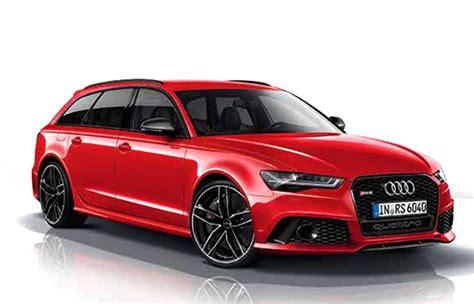 Audi Station Wagon Rs6
