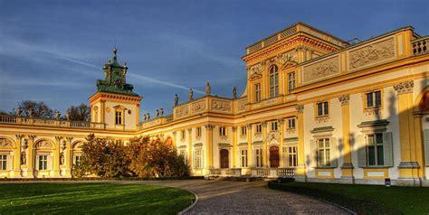 Istana Catatan catatan kecil tentang Polandia