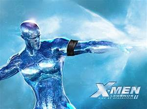 Iceman (X-Men: Children of the Atom)