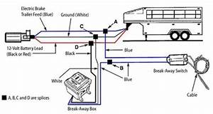 Double Axle For Trailer Wiring Diagram