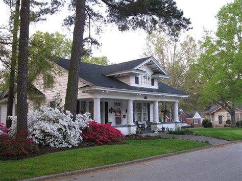 craftsman bungalow  wilson north carolina