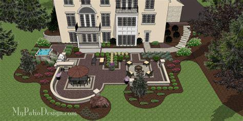 Patio Designs Images custom 3d patio design designing patios you to use