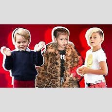 Most Fashionable, Stylish Celebrity Kids Photos Stylecaster