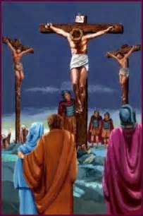 Jesus Christ On the Cross of Calvary