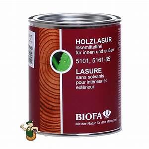 Holzlasur Außen Farbig : biofa holzlasur farbig 5101 5161 5185 biofa versand ~ Orissabook.com Haus und Dekorationen