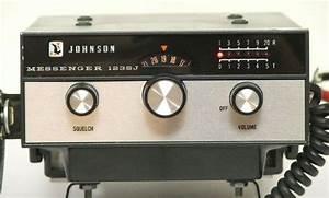 E  F  Johnson Messenger 122