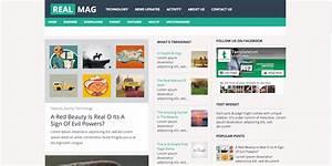 20  Best Responsive Seo Ready Free Blogger Templates