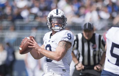 trace mcsorley  poised  continue penn state