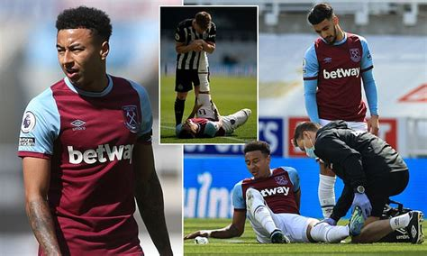 West Ham 'concerned over Jesse Lingard's fitness ahead of ...