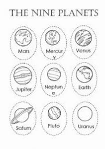 Inner and Outer Planets Worksheets (page 2) - Pics about space