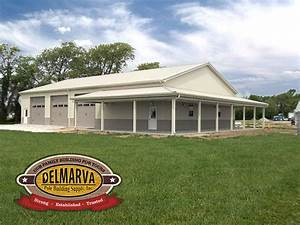 commercial pole building gallery post frame commercial With delmarva pole buildings