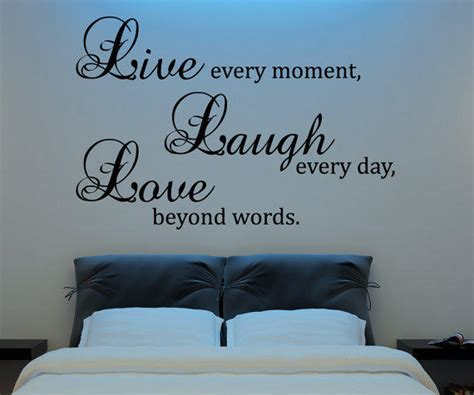 Live Laugh Love Wall Decal Vinyl Sticker From Happy Wallz Gas Fireplace Covers 26 Electric Insert See Through Pellet Price Seattle Starter Wall Mount Small Indoor