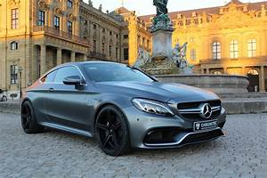 Mercedes Amg Coupe : chrometec gives mercedes amg c63 coupe a stylish makeover ~ Medecine-chirurgie-esthetiques.com Avis de Voitures