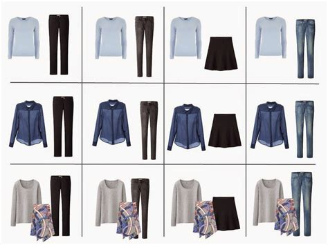 The French 5piece Wardrobe + A Common Capsule Wardrobe