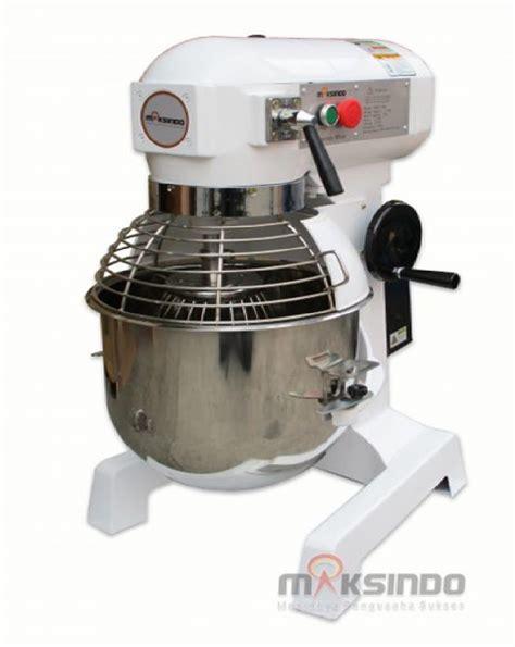 mesin pengaduk mesin mixer 1 mesin mixer planetary 20 liter mks 20b maksindo